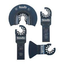 Set 4 accesorios multiherramienta Einhell-KWB