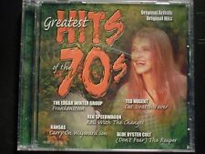 Greatest Hits of the 70's, by Various Artists (CD,2000, Platinum)* EXCELLENT+*