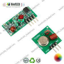 UK 433Mhz RF Transmitter and Receiver Module link kit for Arduino