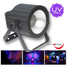 UV LED CANNON 100W, Hochleistungs LED UV Schwarzlicht Fluter, DMX