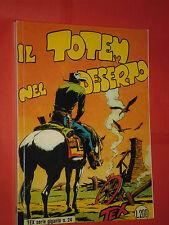 TEX  WILLER GIGANTE N°1/29 -N°24-IL TOTEM NEL DESERTO -PUBBLICAZIONE AMATORIALE