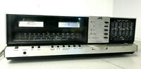 JVC JR-S201L DC Integrated Amplifier Receiver phono input Hi Fi made in Japan