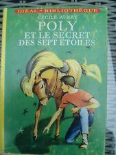 Idéal-Bibliothèque  - Cécile Aubry - Poly et le secret des sept étoiles