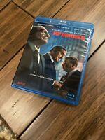 The Irishman , Robert De Niro , Netflix . Blu Ray