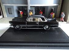 Oxford  1956  Continental MK II   Black      1/87   HO  diecast car   MKII