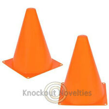 Dozen Traffic Cone Favor Party Gift Bag Fillers Prize Prizes Assortment