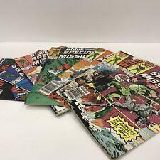 G.I. Joe Special Missions 1,2,3,4,5,6,8 *7 Book Lot* Cobra! 1st Issue Vol.1!