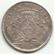 Jeton Louis XV Etats du Languedoc 1719