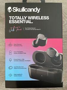 Skullcandy Jib Truly Wireless Earbuds - Black - Brand New & Sealed