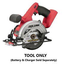 "SKIL 5995-01 NO BATTERY 18-Volt 5-3/8"" SKILSAW Cordless Circular Saw TOOL ONLY"