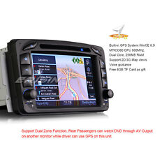 Mercedes C,CLK,G Class W203 W209 Viano Vito W639 Autoradio Car CD GPS 7163IT