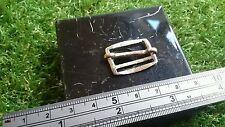 Bronzo ROMANO CAVALLERIA Slider Cintura Distributore trovati nello Yorkshire Uk