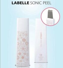 [Labelle]L5 Sonic Water Peelling Ultrasonic Scrubber Spatula Skin Face Massager