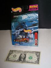 Hot Wheels Racing - Red #94 Hot Rod Mcdonald's  - RR -  #3 of 4  - 1999