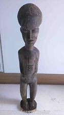 Statue africaine cote d'ivoire