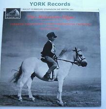 CSD 1555 - THE MINATURE ELGAR - COLLINGWOOD Royal PO - Excellent Con LP Record