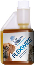 Flexwize Liquid Glucosamine Complex for Dogs, for Painful and Arthritic Joints