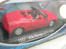 SOLIDO 1/43 METAL ALFA ROMEO SPIDER GTV de 1999