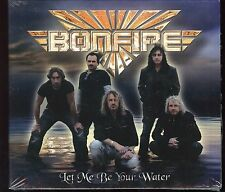 Bonfire Let Me Be Your Water CD single new
