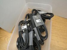 New Lot of 17  Genuine Dell 5KL2E04503 SuperSpeed USB 3.0 A to B Cable 6ft