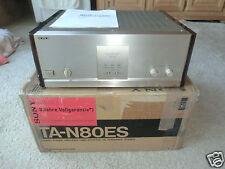 Sony TA-N80ES MKIII Endstufe Bolide OVP, generalüberholt Champagner, 2J.Garantie