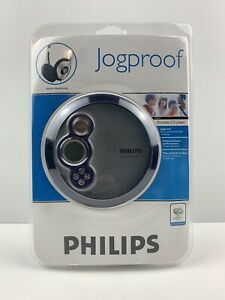 New PHILIPS Portable CD AX2412/17 Jogproof CD-R CD-RW Sealed Walkman/Player