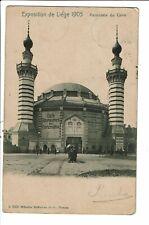 CPA-Carte postale -Belgique- Liège Exposition de 1905 Panorama du CaireVM29130ha
