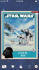 Topps Star Wars Digital Card Trader Attack On Hoth Prime Insert