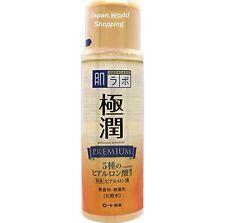 Rohto Hadalabo Gokujyun Premium Hyaluronic Lotion NEW 170ml Japan