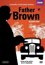 Father Brown: Season 4 (DVD,2016)
