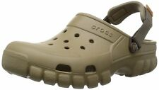 Crocs Offroad Sport Clog Khaki/walnut Unisex Slingback Size 11m