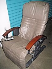 Recline Ems 9 Plus Home Getaway Massage Chair Kneading Tapping Rolling Full Body