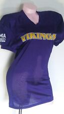 Teamwork Athletic Apparel #26 Minnesota Vikings Ladies Jersey (34-36)