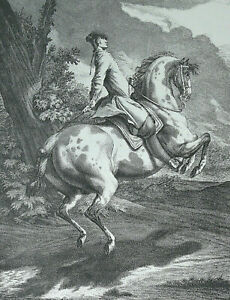 Johann Elias RIDINGER - Palotaden rechts