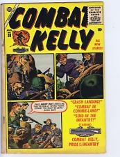 Combat Kelly #38 Atlas 1956