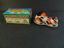 Spielzeug Katze Wonder Kitty Yone Japan Mechanical OVP #9#