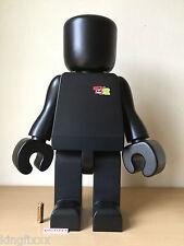 #1 RARE GIANT 2001 Toy2R Toyer 1000% lego type figure qee kidrobot toy vinyl