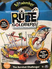 Rube Goldberg - The Acrobat Challenge STEM Toy Kit New Build Discover Play