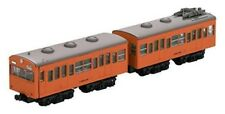 B Train Shorty Jnr 103 initial orange top + middle two-car pieces Painte F/S
