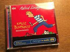 Astrid Lindgren - Kalle Blomquist Meisterdetektiv [2 CD] Oetinger  R.Schwerin