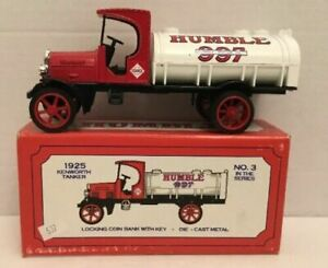 Ertl 3839 1:32 No. 3 in the Series Humble 1925 Kenworth Truck