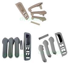 3 Color Interior Door Grab Handle Cover Switch Bezel Set For VW Jetta Golf MK4