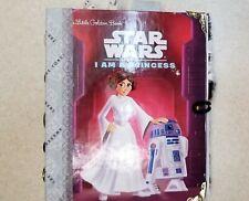 Little Golden Book Star Wars I Am A Princess Junk Journal Handmade