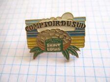 PINS VINTAGE SUCRE COMPTOIR DU SUD SAINT LOUIS 1865 SUGAR wxc 34