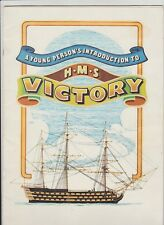 A YOUNG PERSON'S INTRODUCTION TO HMS VICTORY William Pearce p/b gc free post