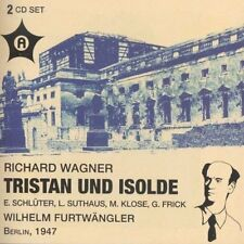 Richard Wagner: Tristan Und Isolde CD NEW