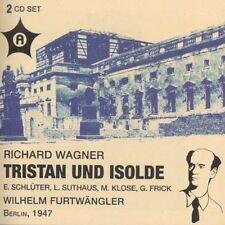 Richard Wagner: Tristan Und Isolde CD NEW
