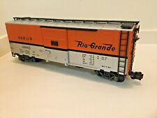 REA 46002 Railway Express Agency Rio Grande Boxcar (also for LGB)