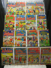 Archie Reader's Lot of 24Diff The Riverdale Gang! Jughead Betty Veronica Moose +