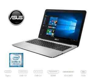 ASUS Laptop X556UAK 15.6 FHD Intel i5 7th Gen 7200U 12 GB Memory 256 GB SSD W10